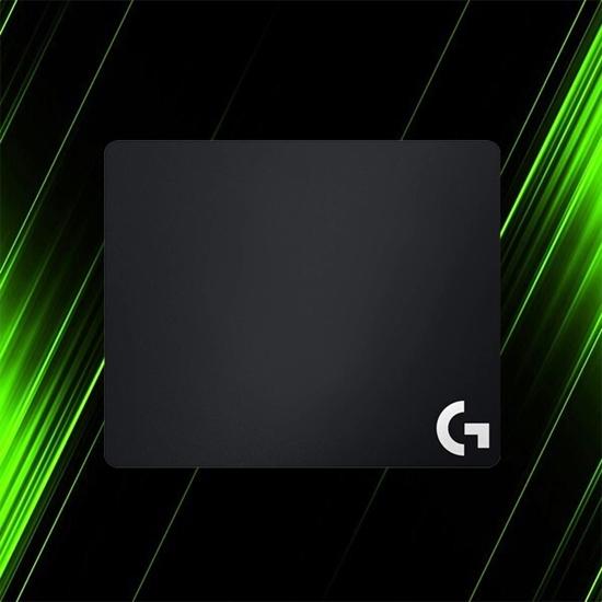 موس پد گیمینگ لاجیتک G240 Hard Black