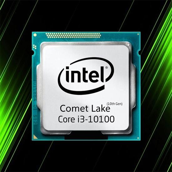 پردازنده بدون باکس اینتل Core i3 10100 Comet Lake