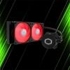 خنک کننده مایع پردازنده کولر مستر  MasterLiquid ML240L RED V2