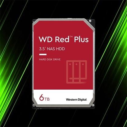 هارد اینترنال وسترن دیجیتال WD Red NAS 6TB