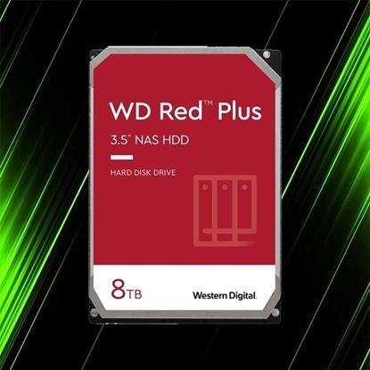 هارد اینترنال وسترن دیجیتال WD Red NAS 8TB