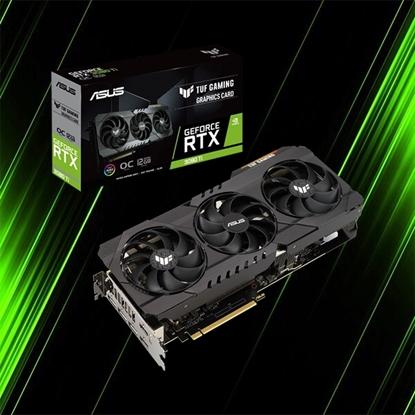 کارت گرافیک ایسوس TUF Gaming GeForce RTX 3080 Ti O12G Edition
