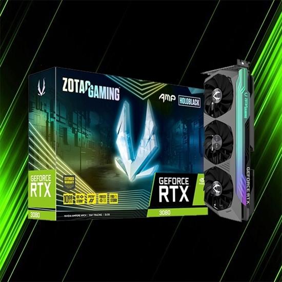کارت گرافیک زوتاک GeForce RTX 3080 AMP Holo 10GB
