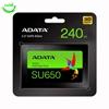ADATA SU650 240GB SATA III 2.5 inch SSD