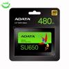 ADATA SU650 480GB SATA III 2.5 inch SSD