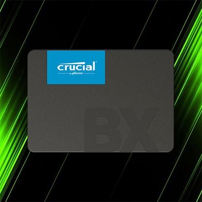 CRUCIAL BX500 240GB SATA III 2.5 inch SSD