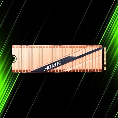 اس اس دی گیگابایت AORUS NVMe Gen4 SSD 1TB