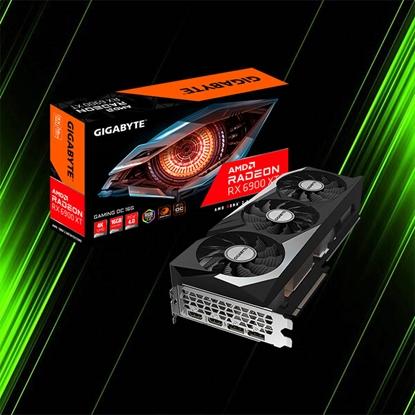 کارت گرافیک گیگابایت Radeon RX 6900 XT GAMING OC 16G