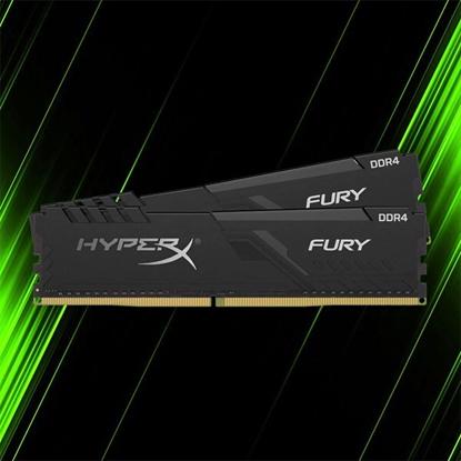 رم کینگستون HyperX Fury 16GB  8GBx2 3200Mhz CL16
