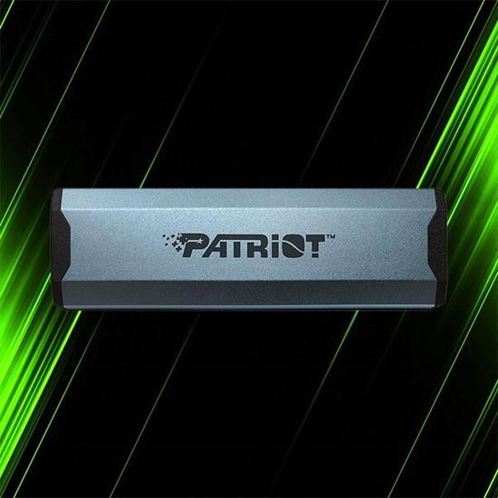 اس اس دی اکسترنال پاتریوت PXD 2TB M.2 PCIe Type-C