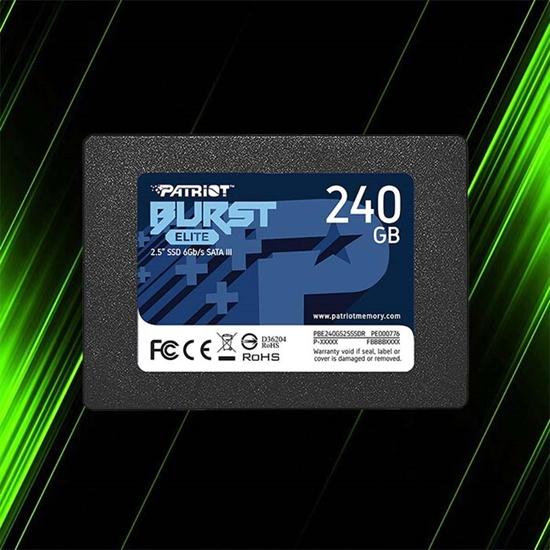 اس اس دی پاتریوت BURST ELITE 240GB