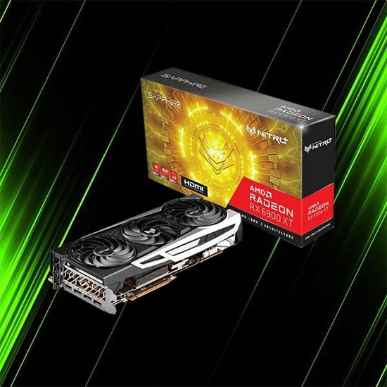 کارت گرافیک سافایر NITRO+ AMD Radeon RX 6900 XT 16GB