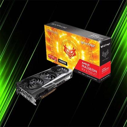 کارت گرافیک سافایر Nitro+ AMD Radeon RX 6700 XT Gaming