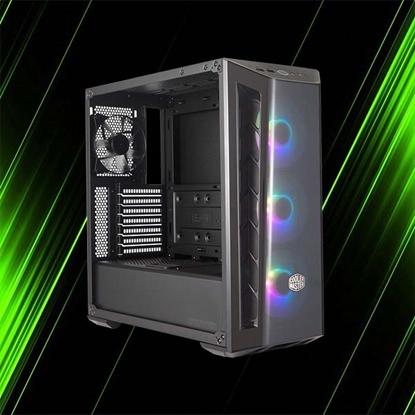 کیس کولر مستر MasterBox MB520 ARGB