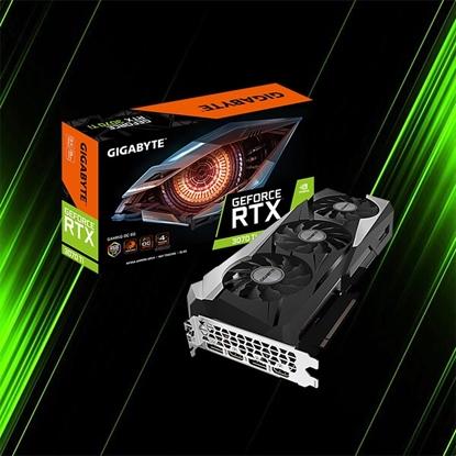 کارت گرافیک گیگابایت GeForce RTX 3070 Ti GAMING OC 8G