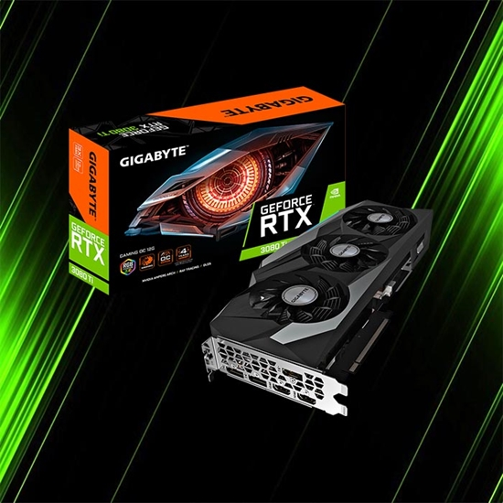 کارت گرافیک گیگابایت GeForce RTX 3080 Ti GAMING OC 12G