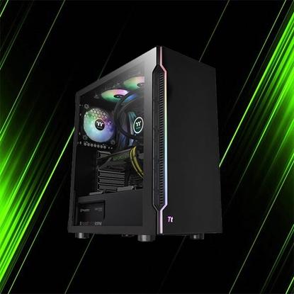 کیس ترمالتیک H200 TG RGB