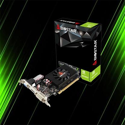 کارت گرافیک بایواستار GT710 2G DDR3 64BIT LP