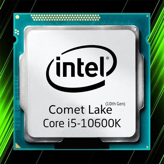 پردازنده اینتل بدون باکس CORE i5-10600K Comet Lake
