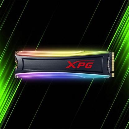 اس اس دی ای دیتا XPG SPECTRIX S40G RGB 256GB