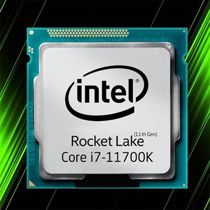 پردازنده اینتل بدون باکس Core i7-11700K Rocket Lake