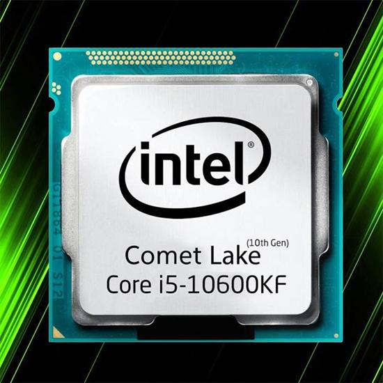 پردازنده اینتل بدون باکس CORE i5-10600KF Comet Lake