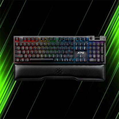 کیبورد مکانیکال گیمینگ ای دیتا XPG SUMMONER RED Switch