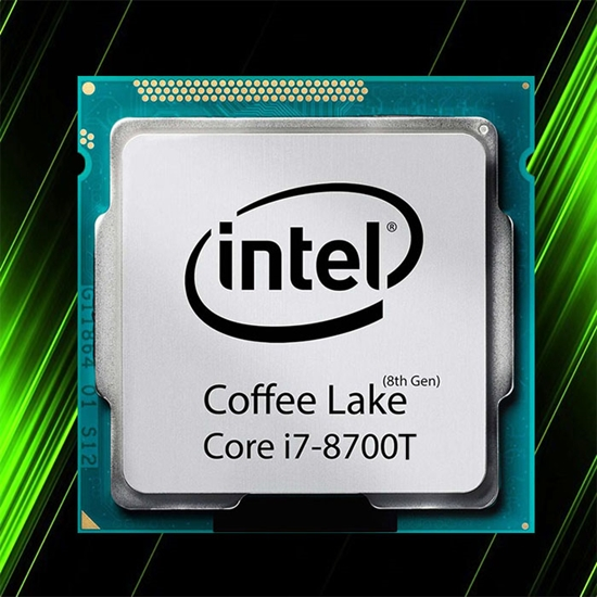 پردازنده اینتل بدون باکس CORE i7-8700T Coffee Lake