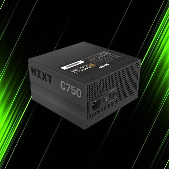 پاور 750 وات ان زی ایکس تی C750 Gold Full Modular