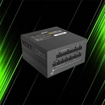 پاور 850 وات ان زی ایکس تی C850 Gold Full Modular