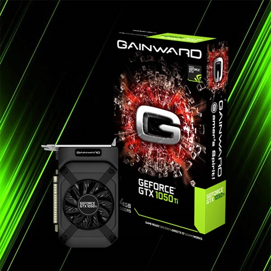 کارت گرافیک گینوارد GeForce GTX 1050TI