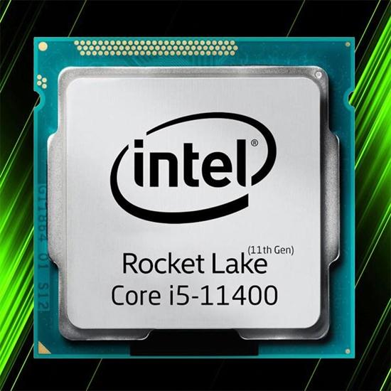 پردازنده اینتل بدون باکس CORE i5-11400 Rocket Lake