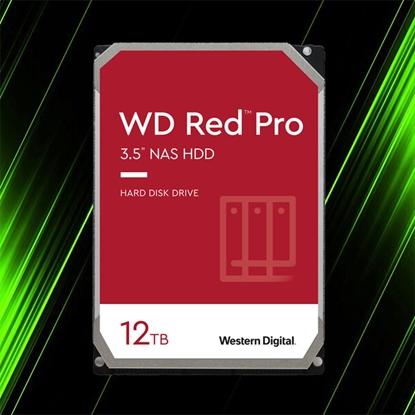 هارد اینترنال وسترن دیجیتال Red Pro 12TB