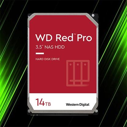 هارد اینترنال وسترن دیجیتال Red Pro 14TB