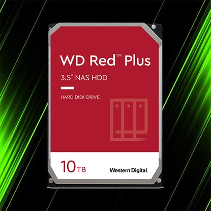 هارد اینترنال وسترن دیجیتال Red Plus 10TB