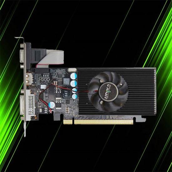 کارت گرافیک یونیکا G210 1GD2 DDR2 64BIT