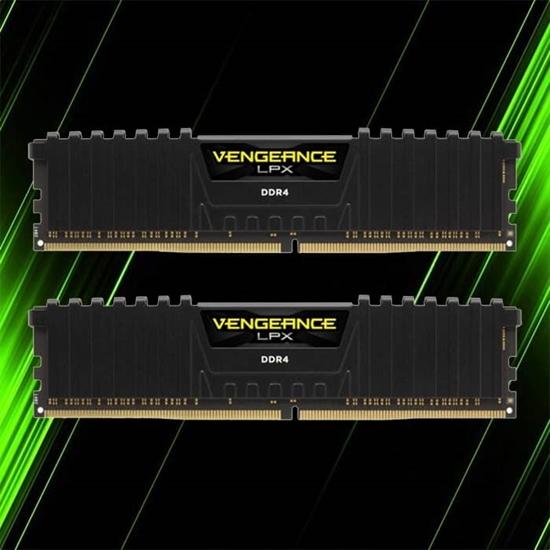 رم کورسیر VENGEANCE LPX 32GB 16GBx2 3600MHz CL18