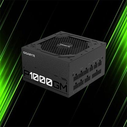 پاور 1000 وات گیگابایت P1000GM Full Modular