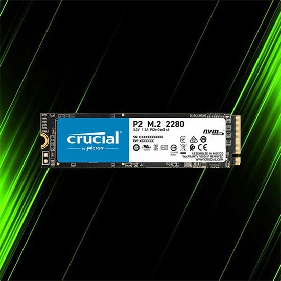 اس اس دی کروشیال P2 PCIe M.2 2280 NVMe 1TB
