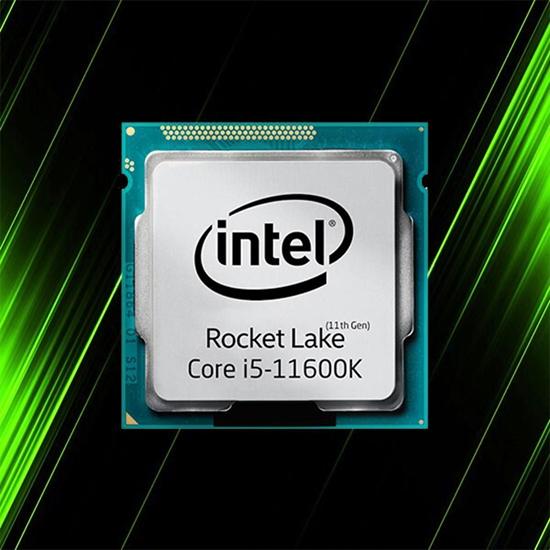 پردازنده بدون باکس اینتل Core i5-11600K Rocket Lake