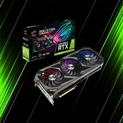 کارت گرافیک ایسوس ROG STRIX RTX 3070 TI O8G GAMING