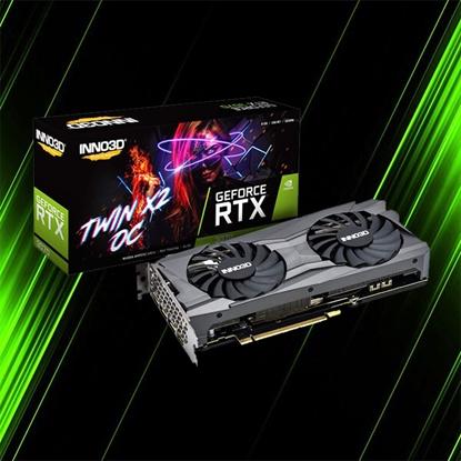 کارت گرافیک اینوتری دی RTX 3070 TWIN X2 OC LHR