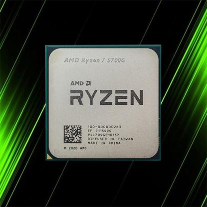 پردازنده بدون باکس ای ام دی Ryzen 7 5700G