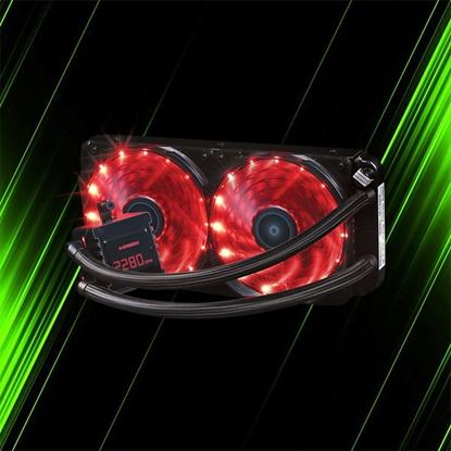 خنک کننده پردازنده گرین GLACIER 240 EVO