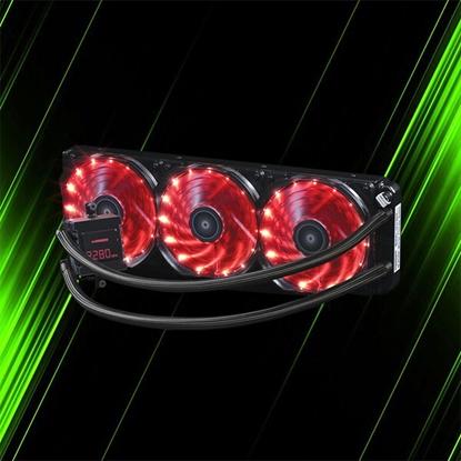 خنک کننده پردازنده گرین GLACIER 360 EVO